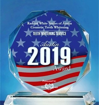 Award Winning Cosmetic Teeth Whitening Service in Austin 2019